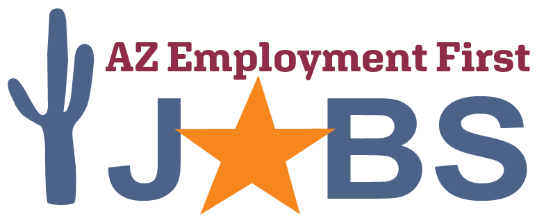 Arizona Employment First - JOBS logo