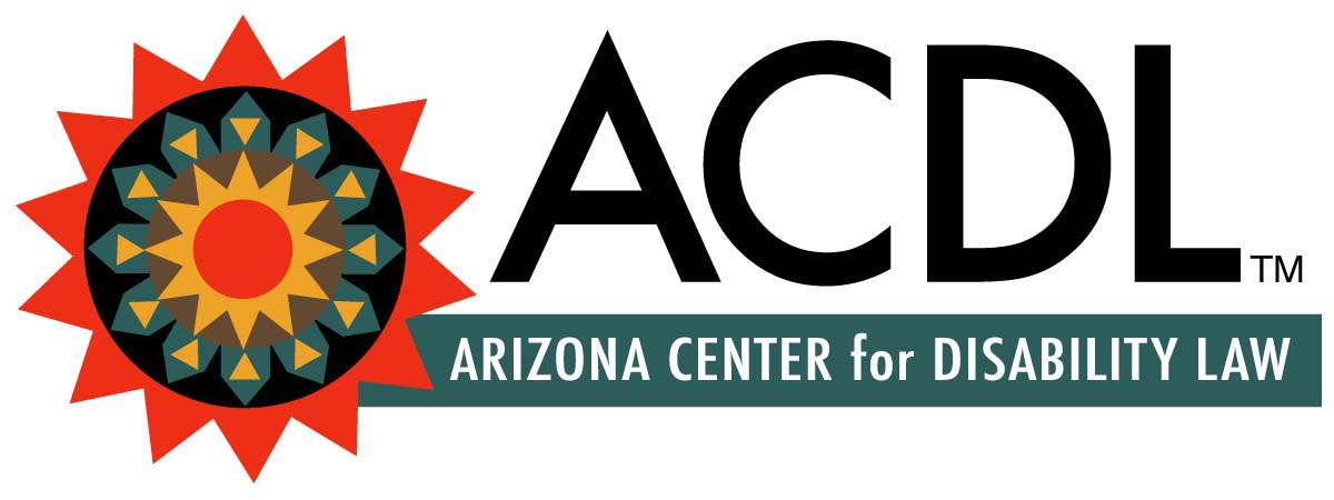 ACDL - Arizona Center for Disability Law Logo