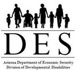 AZ Department of Economic Security Division of Developmental Disabilities