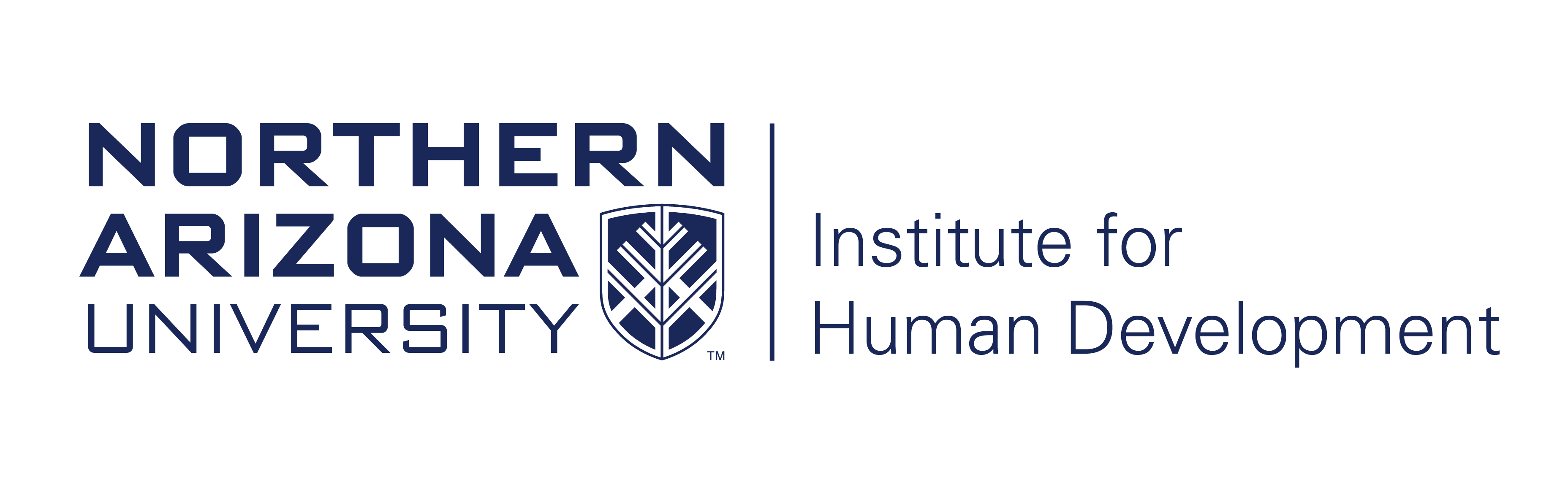 NAU Institute for Human Development Logo