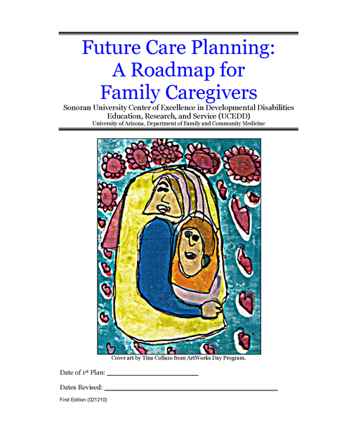 Caregiver Roadmap Cover