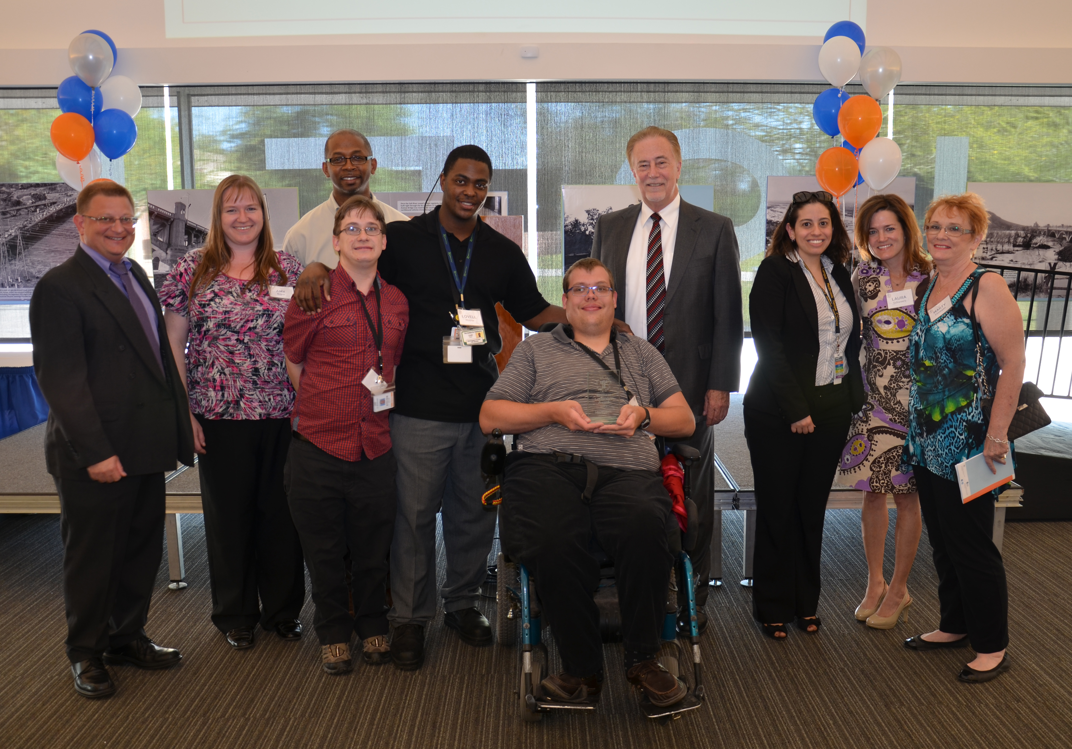 Medtronic | Tempe, Project SEARCH Site, Receives Tempe