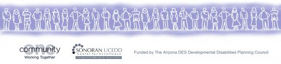 Funded by AZ DDPC
