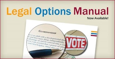 Legal Options Manual Now Available